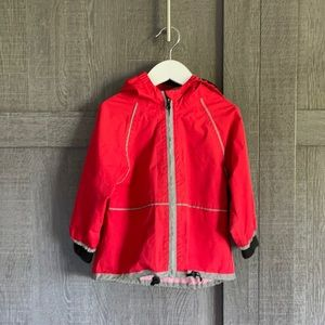 $10 Add-on⭐️CaliKids rain jacket